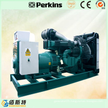 Soundproof 500kVA Electric Engine Power Diesel Engine Generator