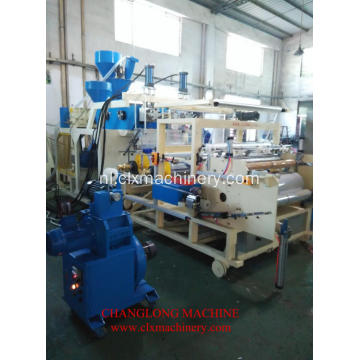 Drie laag 1000 mm Lldpe Stretch Film machines