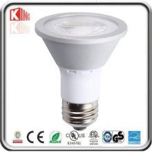 ETL Energy Star zertifizierte 7W COB LED PAR20