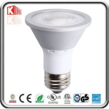 Certifié ETL Energy Star 7W COB LED PAR20