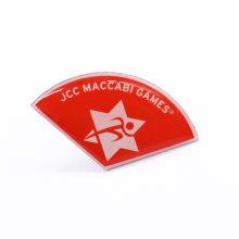 Promotion Hot Sale Cheap Custom Cartoon Metal Epoxy Pin Badges