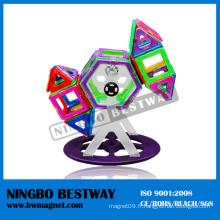 Nouveau jouet de construction de jouet magnétique de construction de garçon