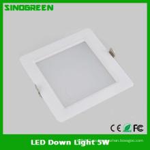 SMD de alta calidad caliente abajo de la luz