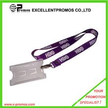 Lanyard de impressão de transferência de calor com suporte de cartão (EP-Y1030)