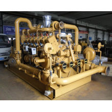 Cogeneration Plant Power Generator Natural Gas