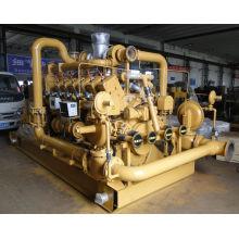 Когенерационные Электростанции Генератор Газовый