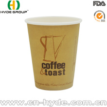 Factory Direct Disposable Paper Coffee Cups with Custom Printing