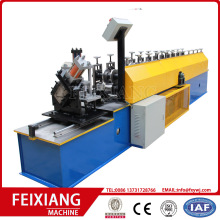 L Channel Angle Steel Roll Forming Machine