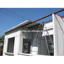 Planta de produção de painéis de parede e cerâmica