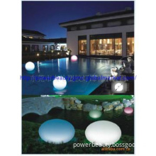 Floating RGB multi-color changing swimming pool  LED ball light