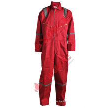 Anti-fire cotton uniform /garments/workwear/coverall for Oil&Gas industry Color reference