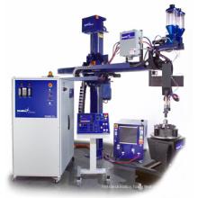 Plasma Overlay Pta Machine for Horseshoe Valve