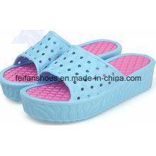Vente chaude Summer Slipper Softable Beach Flip Flop avec des sandales de massage supérieure EVA