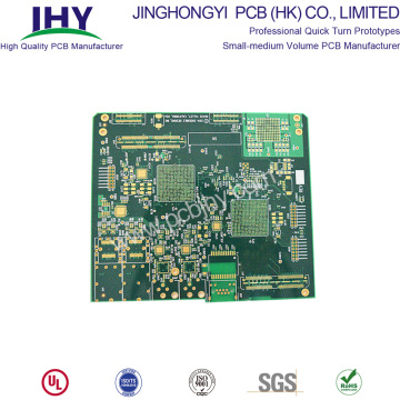 Fabrication de PCB BGA