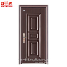 Stainless steel single door design Anti-theft door galvanized steel door skin panel
