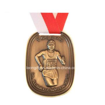 Maratón personalizado por mayor promoción de medalla