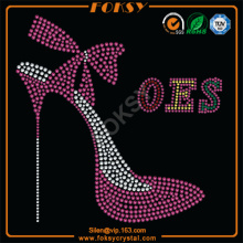 OES High Heel wholesale eastern star rhinestone transfer