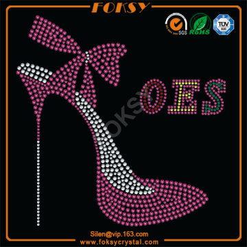 Excellent quality for for Oes Rhinestone Transfer, Eastern Star Rhinestone Transfer, Wholesale Oes Rhinestone Transfer from China Supplier OES High Heel wholesale eastern star rhinestone transfer export to Cuba Factories