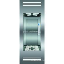 Avistamiento elevador con cabina de forma circular, 1.0m / s, 1000kg, 1500kg