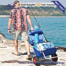 Chariot de pêche au design tendance