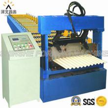 Maquinaria para la fabricación de láminas sinusoidales
