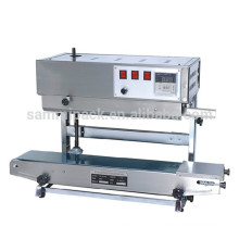 Hot Sales CE approved top continuous bag foil sealing machine