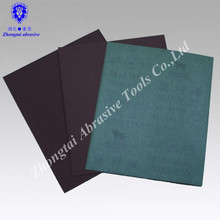Aluminiumoxyd-wasserdichtes Schleifpapier-grünes Papier