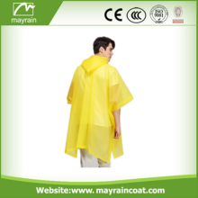 Disposable Adult Outdoor Emergency rain poncho