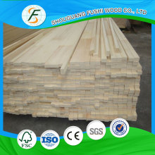 CARB certificado Poplar Bed Slat