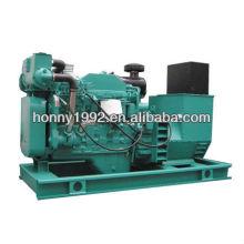 80kW 100kVA Conjunto de Gerador Diesel para Uso em Barco Pequeno