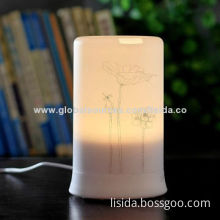 Healthy Aroma Diffuser with 7 LED Colors, Made of PP Material and 500ml Capacity