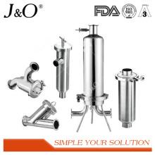 Sanitary Filter Stainless Steel Strainer