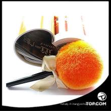 feuilletage scintille poudre / poudre houppette machine d'emballage / mini feuilletée électrique