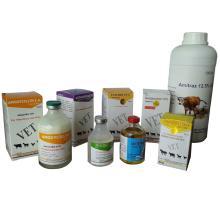 Amoxicilina LA Inyección 15% 50ml