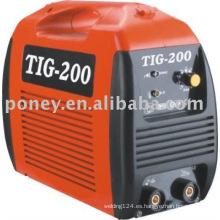TIG DC inversor máquina de soldar