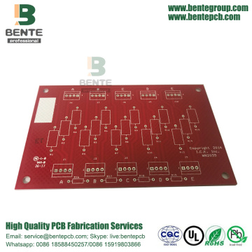 Discountable price for Heavy Copper Boards 2-layers Thick Copper PCB FR4 Tg135 PCB 5oz export to United States Factories
