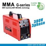 415V arc welding machine ARC250