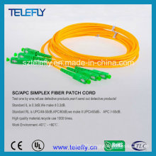 Sc/APC Patch Cord Cable