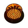 red 125mm LED traffic module mini traffic light