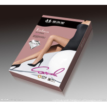 Frosted PP Eco-Friendly Packaging Box for Silk Stocking