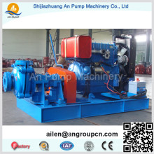 Pompe centrifugée horizontale centrifuge anti-abrasion à base de titane centrifuge