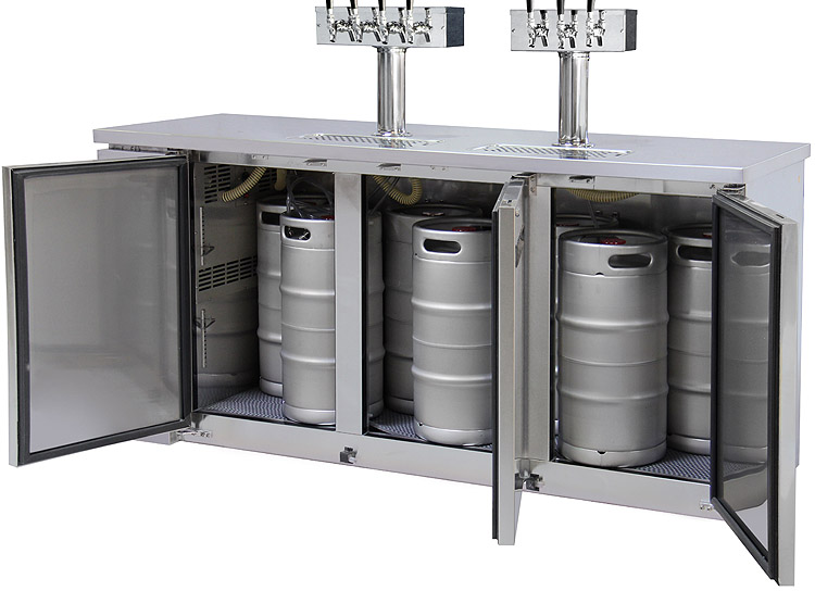 Stainless Steel Brewing USA Standard Kegs