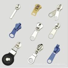 Slider Zipper Slider Nickel und Farbe