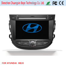 2 DIN Car DVD Player for  Hyundai Hb20