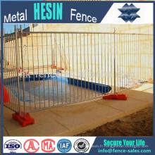 Clôture chaude de piscine de maille de sécurité de vente chaude de 2015 pour la piscine