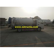 Foton 6000L Sewage Vacuum Trucks