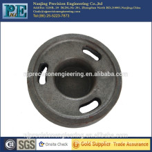 Customized cast mould iron wheel