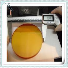 Janela de proteção de laser Zns e Znse de alta qualidade com revestimento