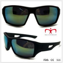 Пластиковые мужские спортивные солнцезащитные очки (WSP508325)