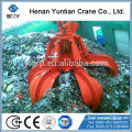 Crane Grab With Hydraulic Orange Peel Grab